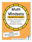 Math Mindsets: Problem-Solving Principles (Bundle Pack)