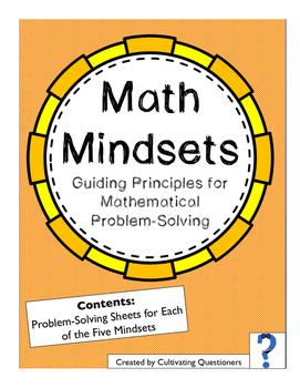 Math Mindsets: Problem-Solving Principles (Problem-Solving