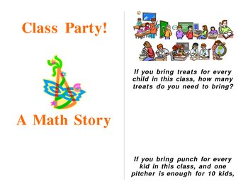 Math Mini Booklet grade 1