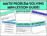 Math Mini-Lesson Powerpoint