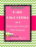 Math Mini Office for Upper Elementary/Resource for Interactive Math Notebooks