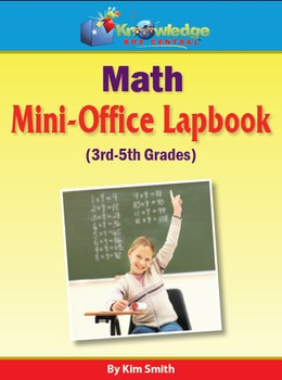 Math Mini-Office for grades 3-5