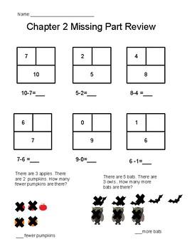 Math: Missing Parts