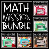 Math Mission BUNDLE