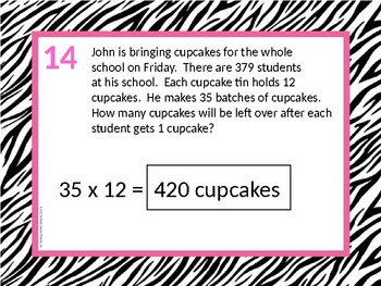 Math Mistakes for 5th grade