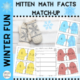 Winter Activities Number Sense Easy Computation Add & Subt