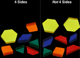 Math Mix - Quadrilaterals - Keynote Activity - Ipads