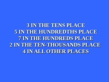 Math Mixed Skills Review Part II