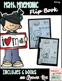 Math Mnemonic Flip Book Pages