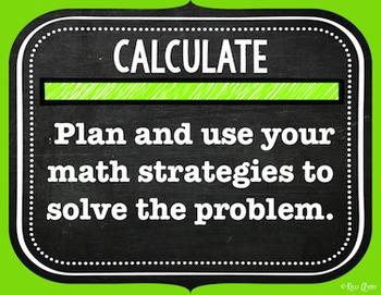 Math Mnemonic RICE for Problem Solving
