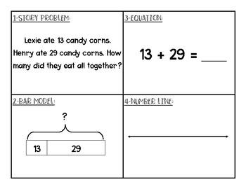 Math Model Matching Activity