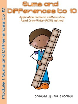 Math Module 1 Application Problems