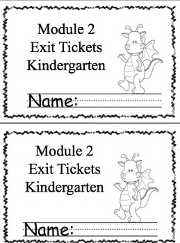 Math Module 2 Common Core Kindergarten Expansion Pack: NYS Engage NY
