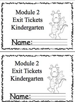 Math Module 2 Common Core Kindergarten Expansion Pack: NYS