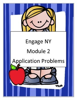 Module 2, Math, Third Grade - Application Problems- Engage NY