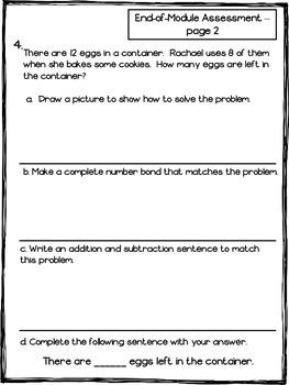 Math Module 2 Mid & End of Module Assessments