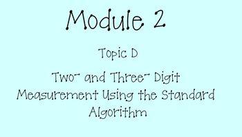 Math Module 2 - Topic D
