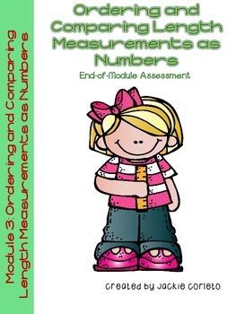 Math Module 3 End Assessment