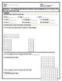 Math Module 3 Grade 4 Multiplication and Division Worksheets