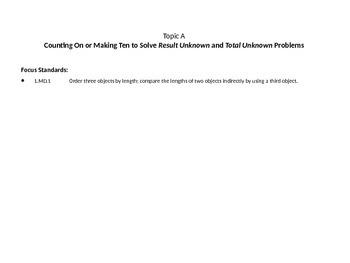 Math Module 3 - Lessons 1-13