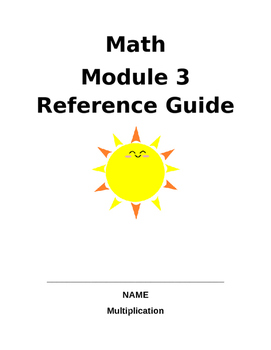 Math Module 3 Reference Guide
