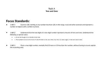 Math Module 4 Lessons 1-14