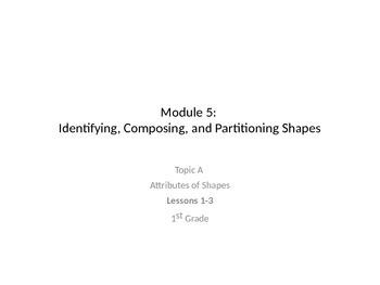 Math Module 5