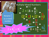 4.5.GH Math Module 5 Topics G and H Engage NY Eureka 4th Grade Fractions