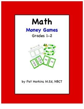 Math Money Games Gr. 1 & 2