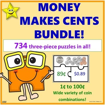 Money Puzzles Bundle