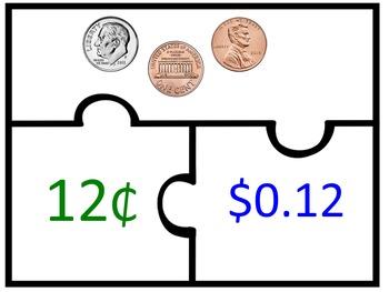 Money Puzzles, Set 1