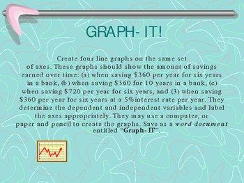 Math Money Portfolio