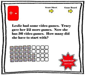 Math Monopoly (Problem Solving)