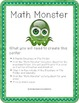 Math Monster Center