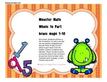 Math Monster Game