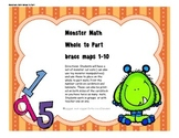 Math Monster Game