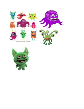 Math Monster Project