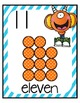 Math Monsters Number Posters: A Monster Themed Teaching To