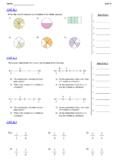 3rd grade Math Monthly Assessment Packet