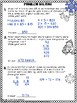 Math Monthly Skills Packet - January Grade 4