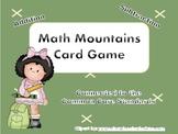 Math Mountain Card Game