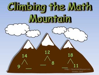 Math Mountain - Climbing the Math Mountain