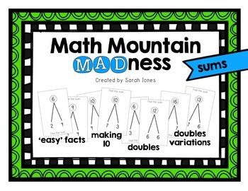 Math Mountain Madness Workstation