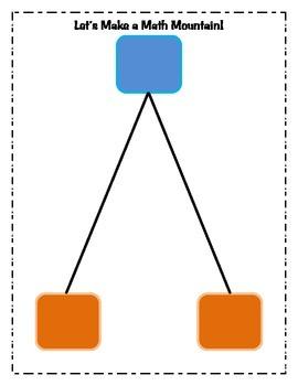 Math Mountain Mat
