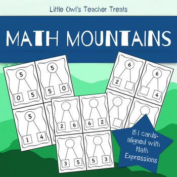 Math Mountains: Aligned with Math Expressions