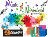 Math, Movement, and Drumming