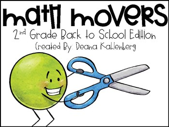 Math Movers: Back to School Edition