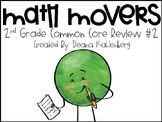 Math Movers: Common Core Edition #2
