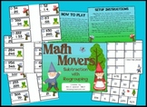 Math Movers Game Subtraction with Regrouping for Your Entire Class!