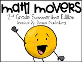Math Movers: Summertime Edition
